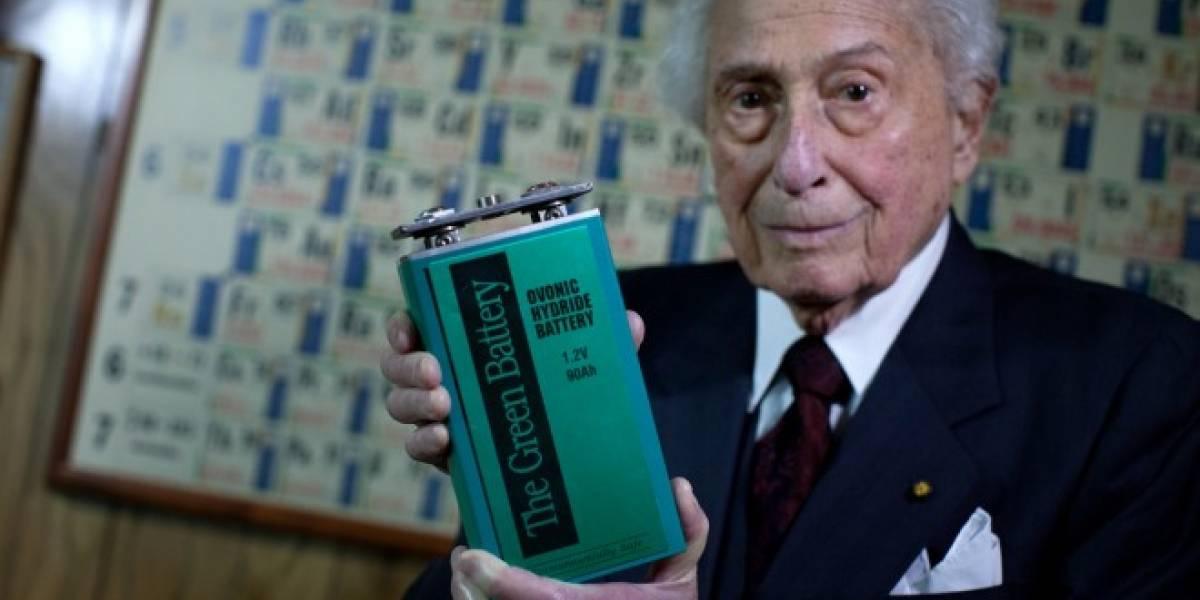 Falleció Stanford Ovshinsky, el inventor de la batería de níquel-metal