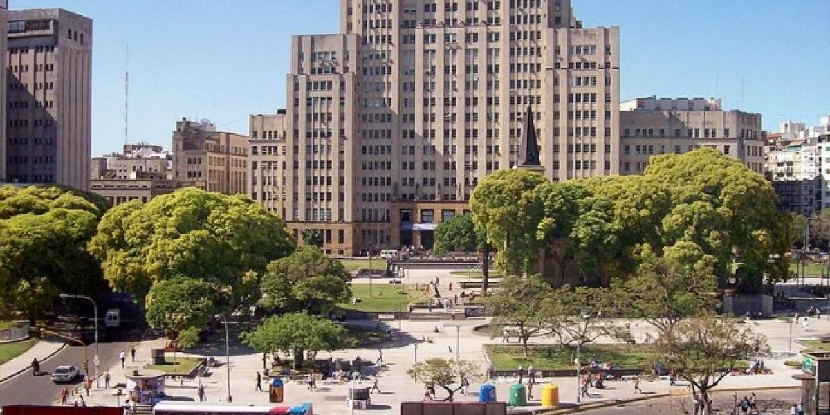 Argentina: Primer espacio verde con Wi-Fi público en Ciudad de Buenos Aires se usa poco y nada