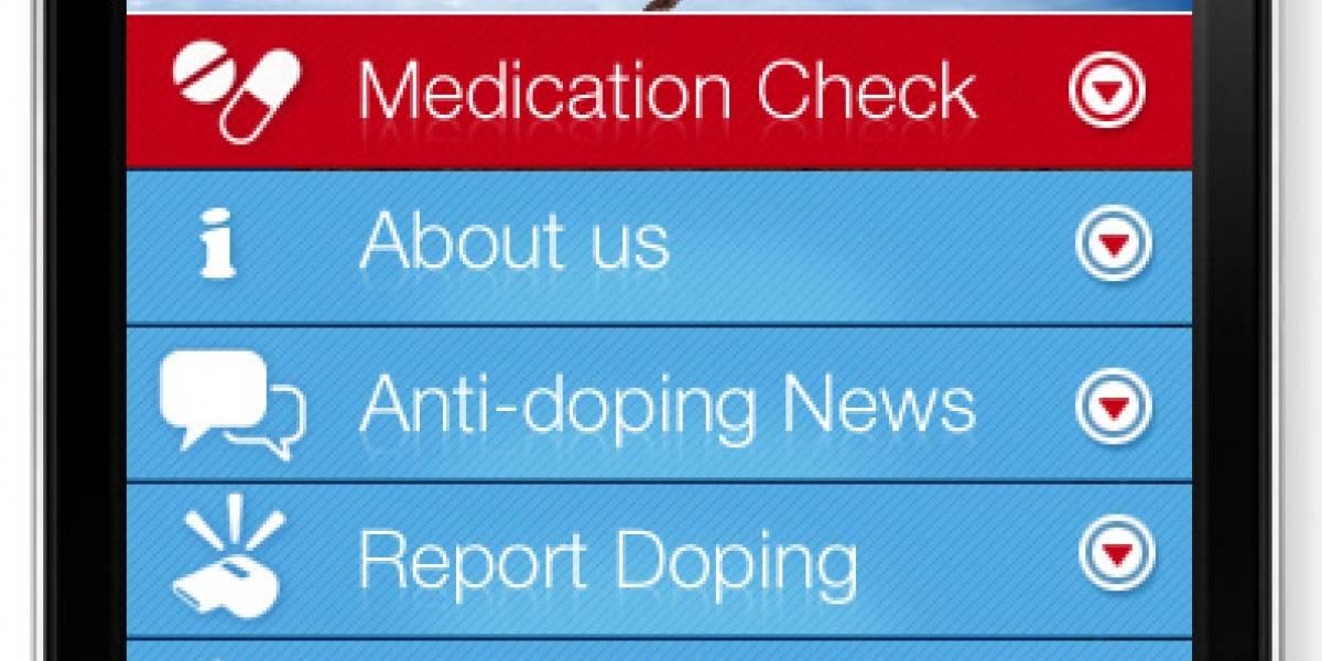 Saatchi & Saatchi At Play desarrolla aplicación para combatir dopaje