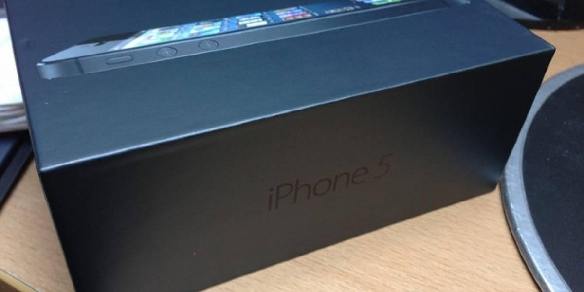 Colombia: El iPhone 5 se pondrá a la venta a partir de este viernes