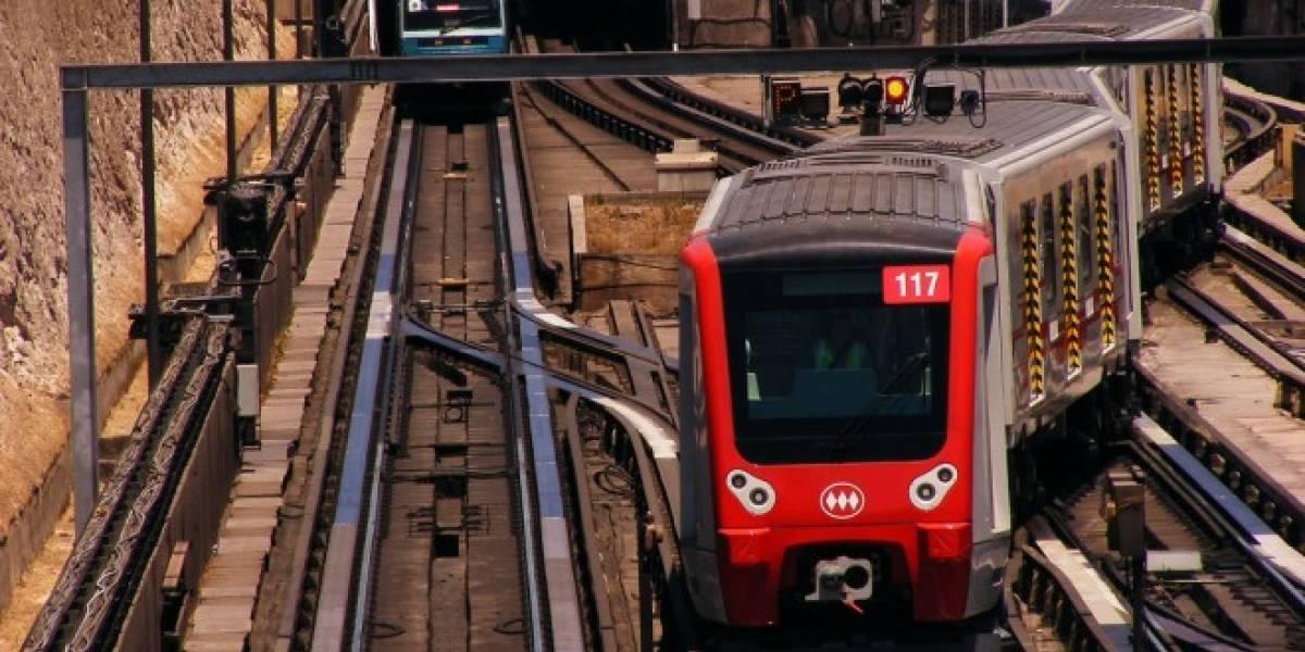 La aplicación Metro de Santiago para Android se actualiza con interfaz Material Design