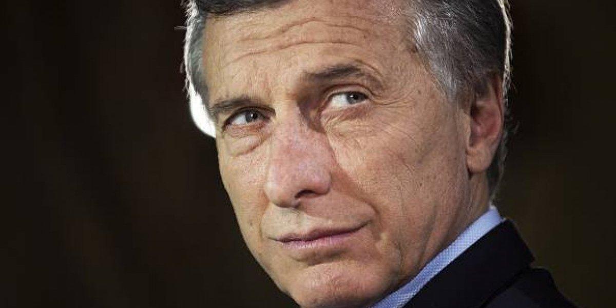 """Guadaña"" en los altos cargos: Mauricio Macri anuncia plan que prohibe a ministros contratar familiares"