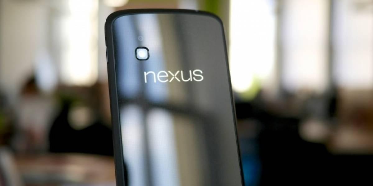 Nexus 4 ya tiene Android 5.1 Lollipop