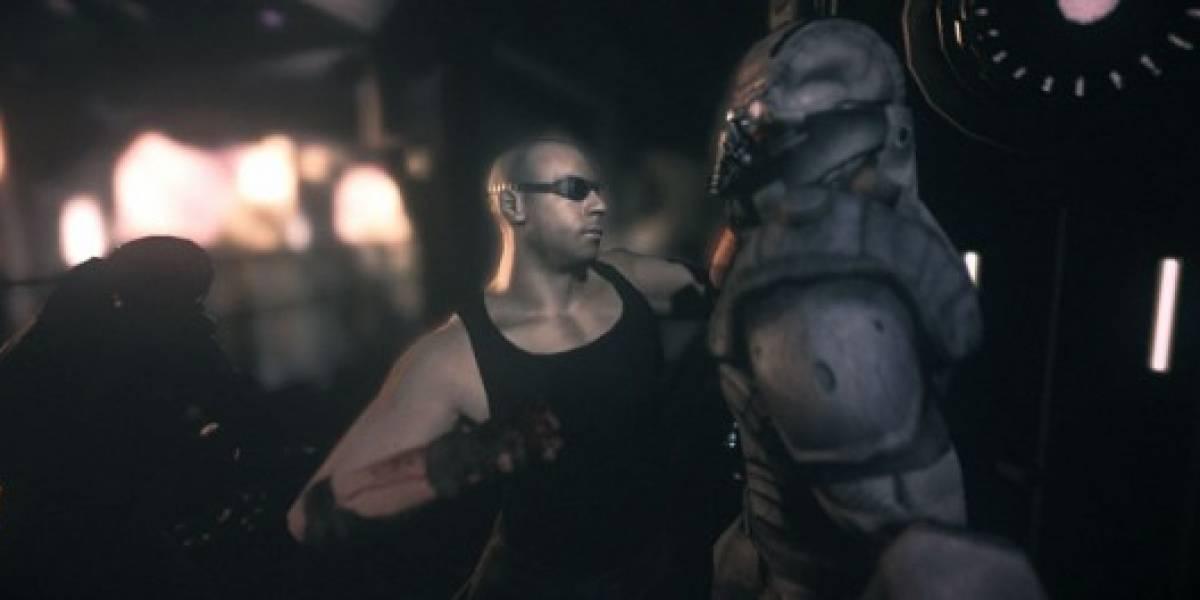 Nuevo contenido descargable para Riddick