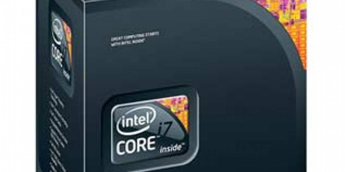 A finales de año llegará procesador Intel Sandy Bridge Extreme Edition