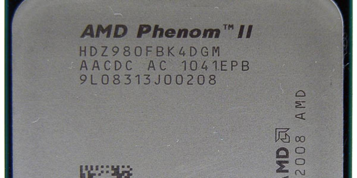 AMD Phenom II X4 980 Black Edition