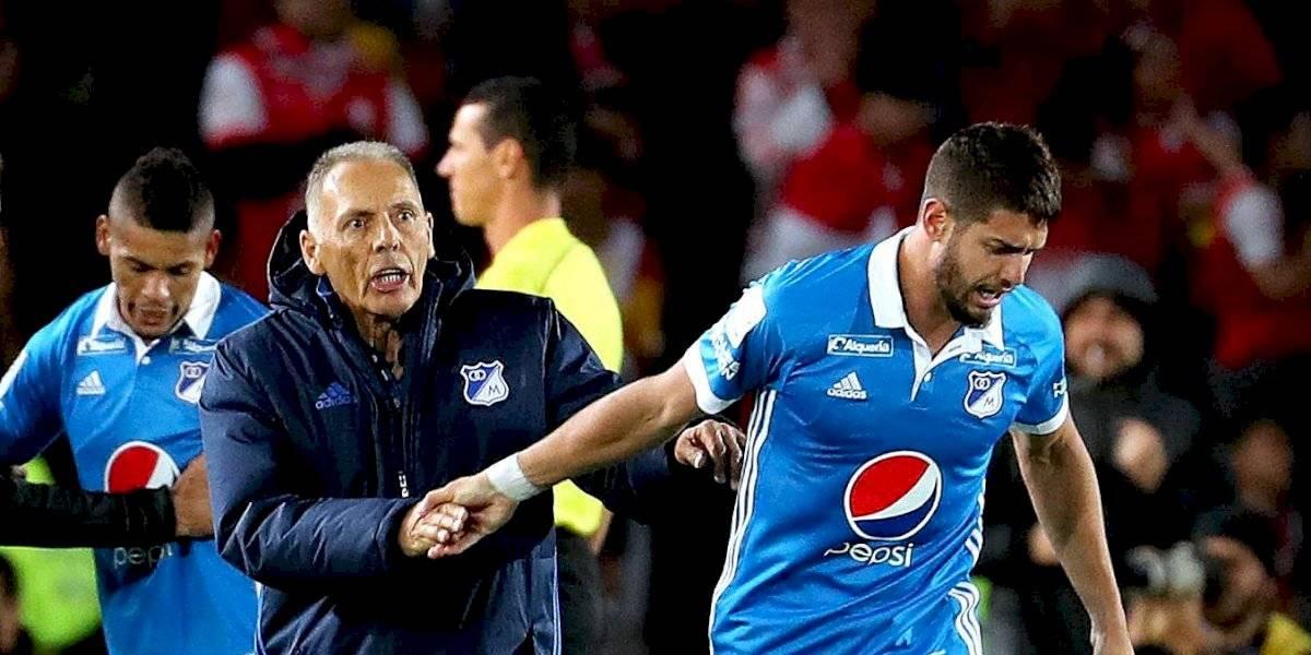 El mensaje de Miguel Ángel Russo a Millonarios en su cumpleaños número 74
