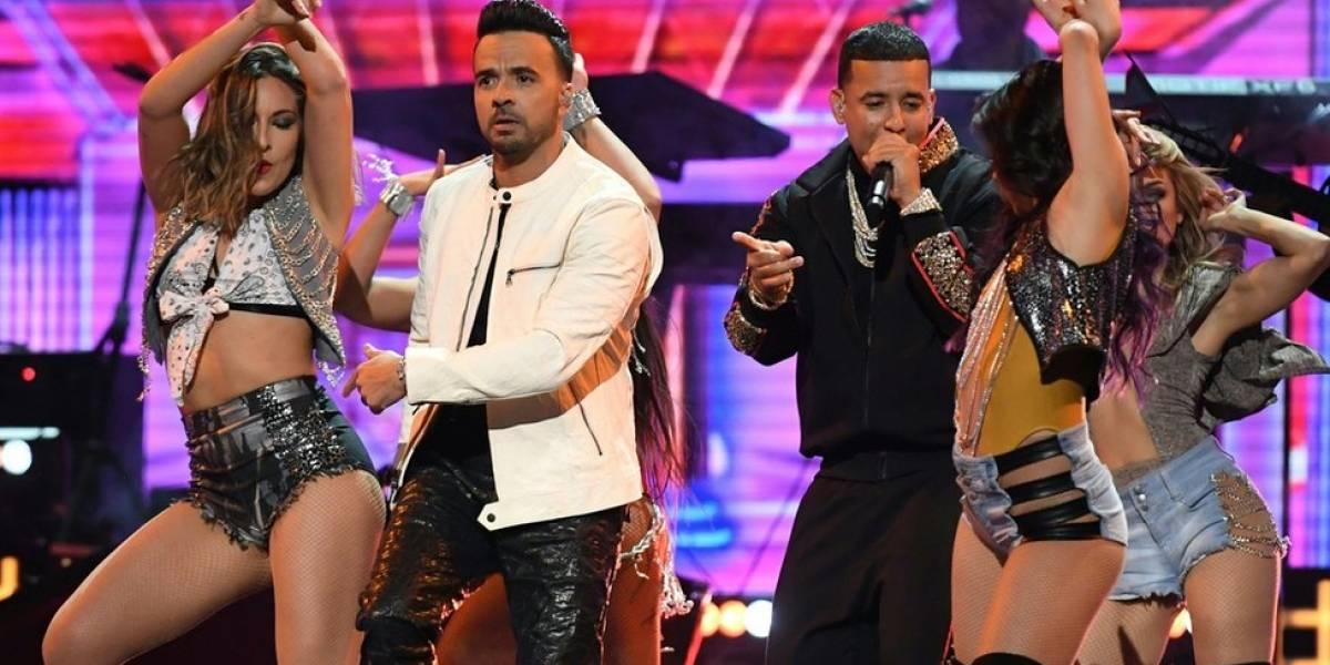 Fonsi y Yankee: 10 veces finalistas en los Billboard Latinos