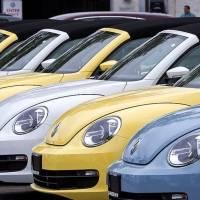 Volkswagen llama a reemplazar bolsas de aire defectuosas en Beetles