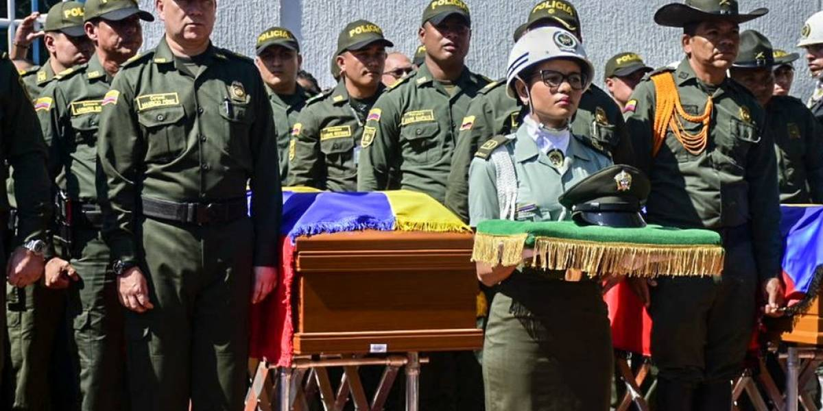 Aumenta el número de policías muertos por atentado en Barranquilla