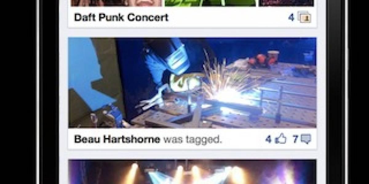 Facebook habría desarrollado aplicación para competir con Instagram