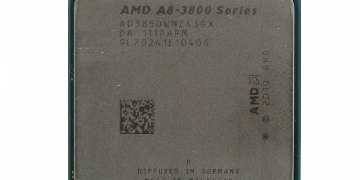 AMD A8-3850: Overclock y Undervolt