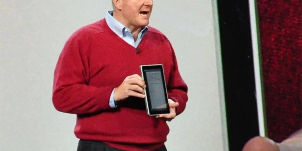 Microsoft ya entregó versión de Windows 8 a los fabricantes de equipos
