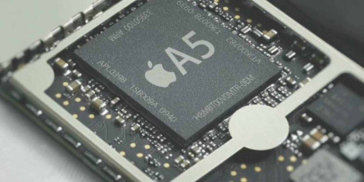 Rumores hablan de un MacBook Air con procesador Apple A5