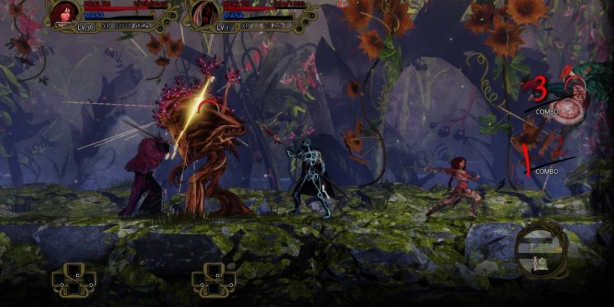 Atlus anuncia: Abyss Odyssey llega también a PlayStation 4
