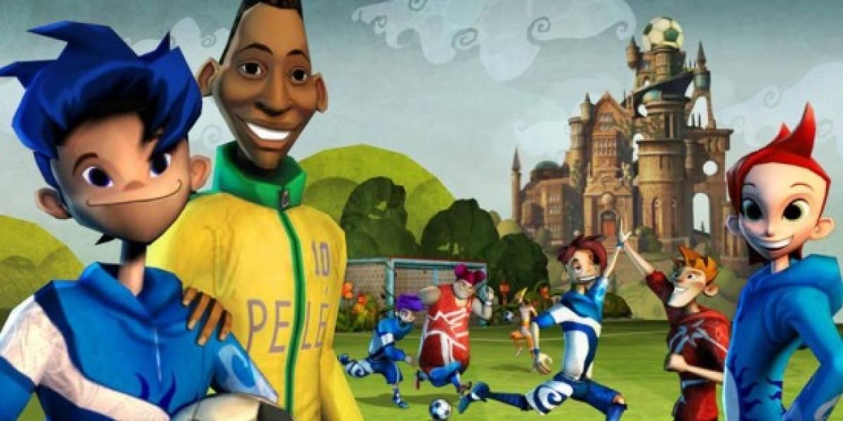 Ubisoft hace equipo con Pelé