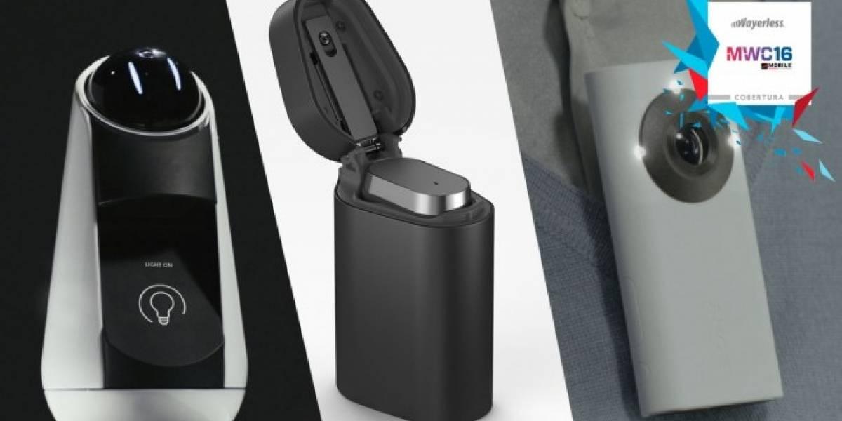 Sony presenta nuevos accesorios Xperia en #MWC16