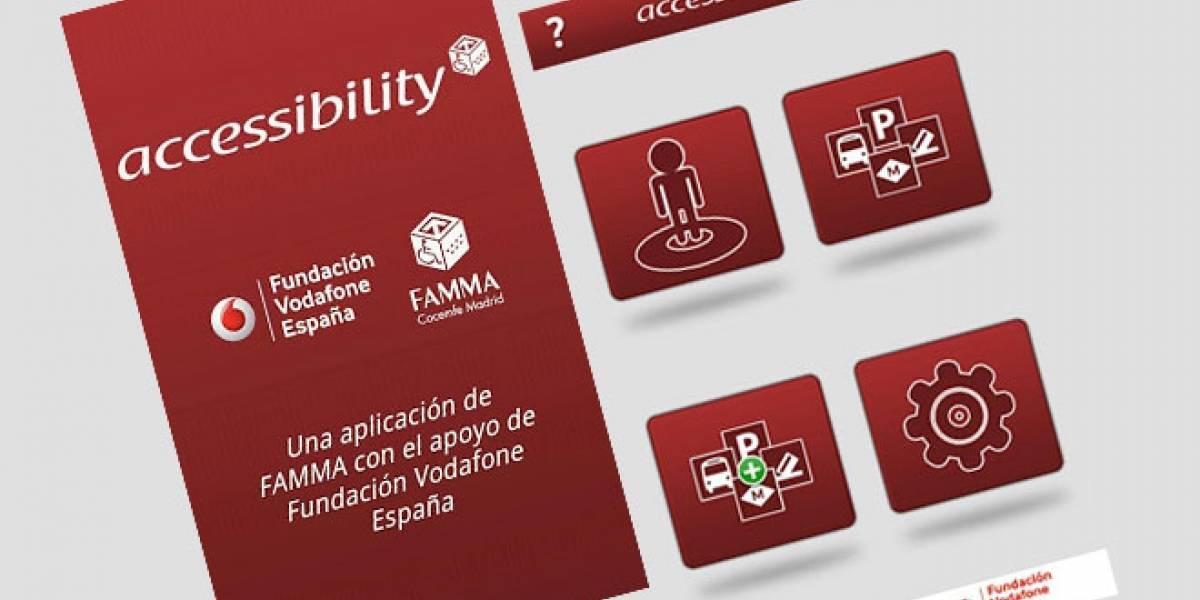 Accessibility: Tu Android te indica los espacios y lugares accesibles en España