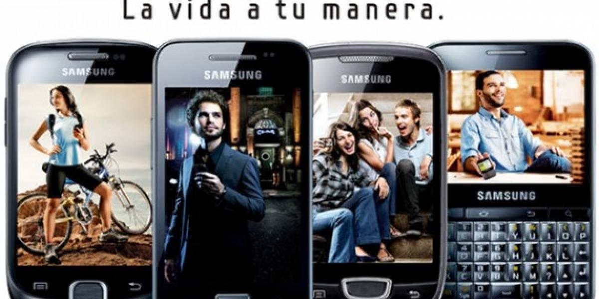 Chile: Claro traerá los nuevos equipos de la familia Samsung Galaxy