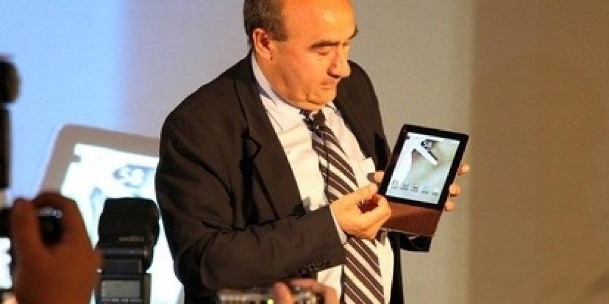 Acer desembarca el mundo de las tablets con tres nuevos dispositivos