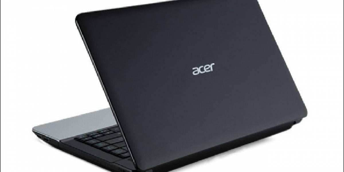 APU AMD E1-1200 (Brazos 2.0) avistado en notebook Acer Aspire E1-421