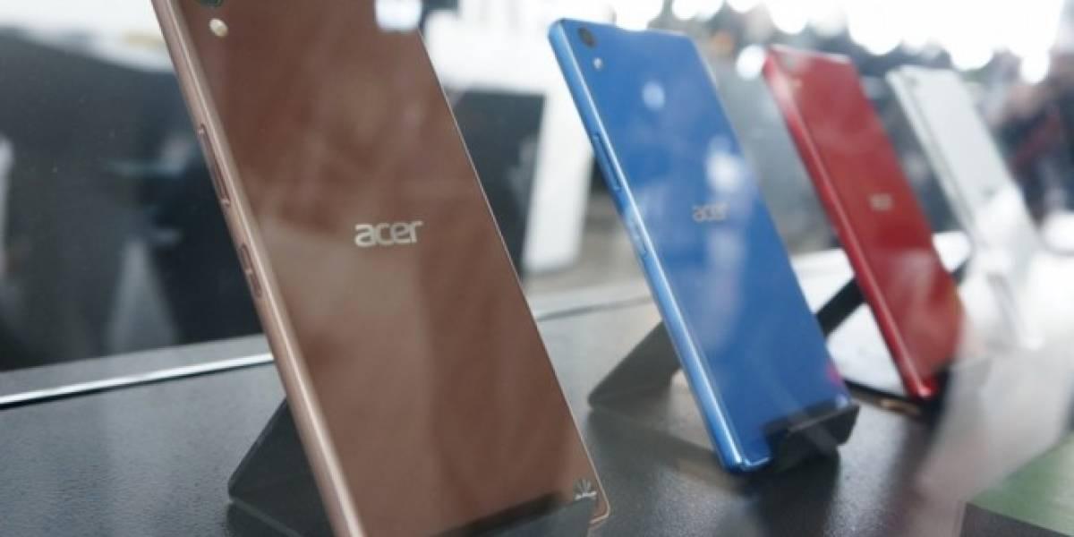 El nuevo Acer Liquid X2 tiene una enorme batería de 4.000mAh