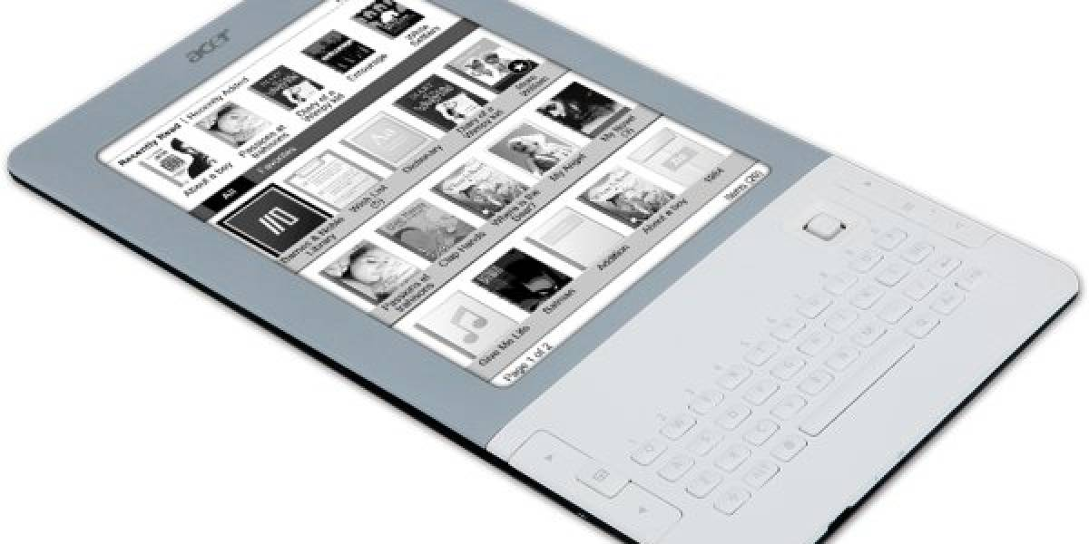 Acer LumiRead se presentará en IFA