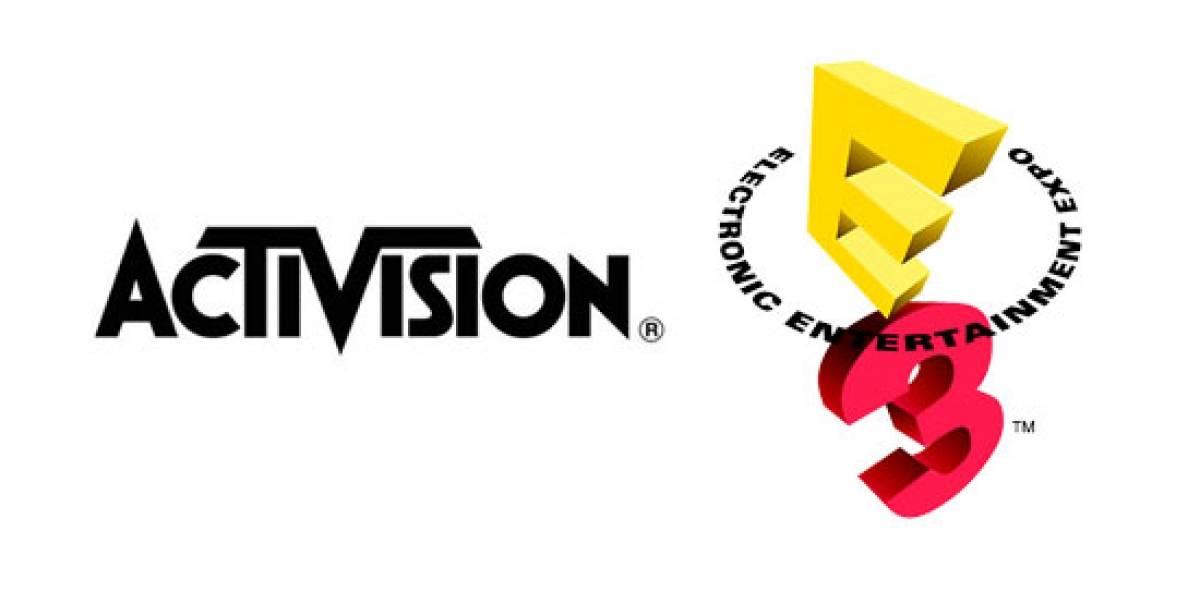 Activision y su lista de juegos para esta E3 2009