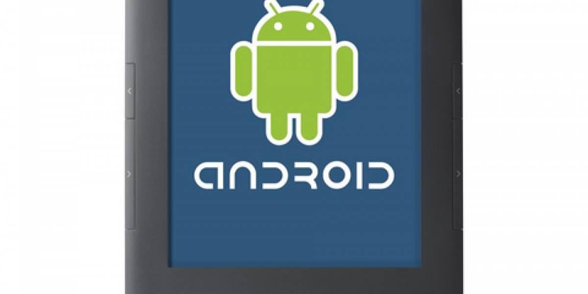 Pistas apuntan a un futuro lector Kindle con sistema operativo Android
