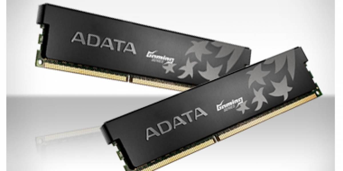 A-DATA lanza memorias DDR3 XPG Gaming Series 1333 de 8GB
