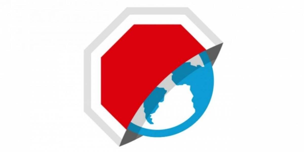 Adblock Browser disponible oficialmente para iOS y Android