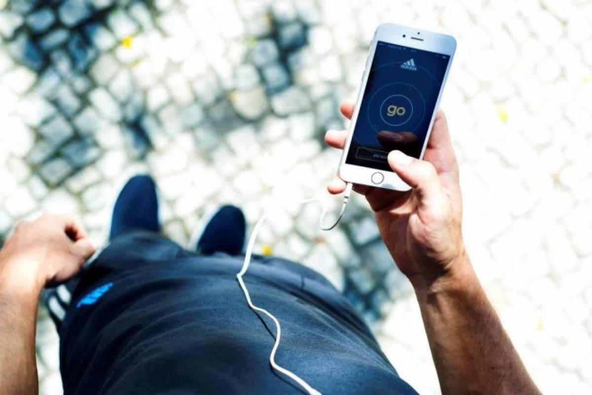 Adidas Go es la app para deportistas con la mejor integración de Spotify