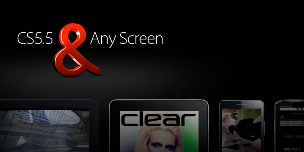 Ahora sí, Adobe Creative Suite 5.5 disponible para todos