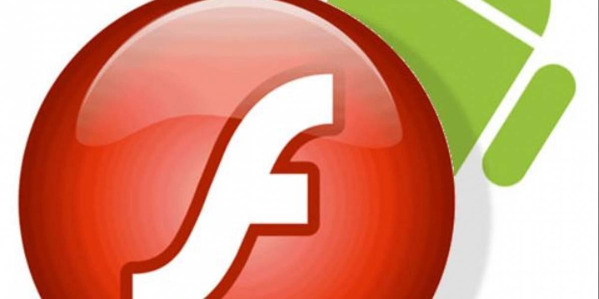 Adobe Flash 10.2 llega hoy al Android Market para FroYo en adelante
