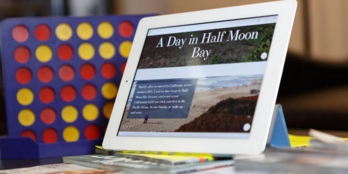 Adobe lanza Slate, la app gratuita para crear historias visuales en y para iPad