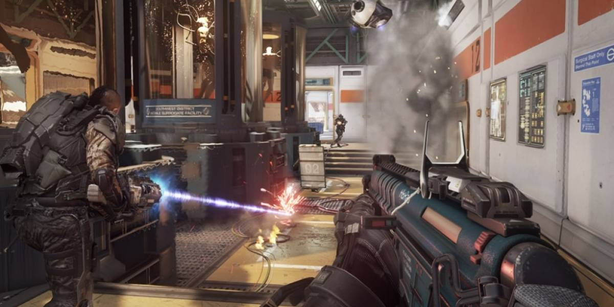 Mira 7 minutos del multijugador de Call of Duty: Advanced Warfare