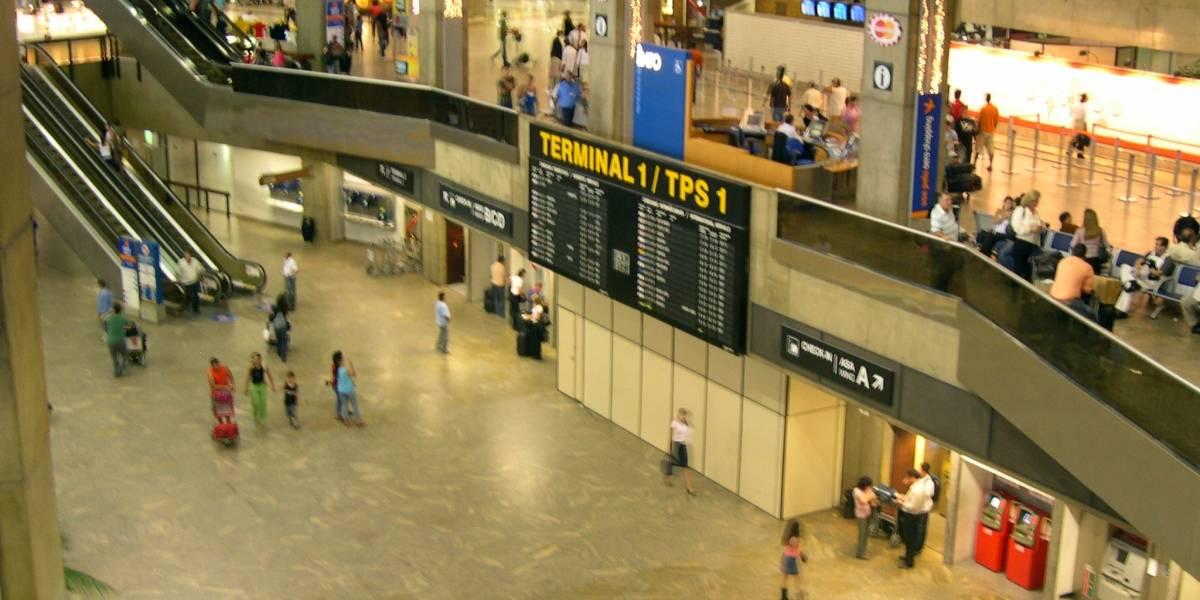 Brasil: Diputado envía un proyecto de ley para hacer obligatorio Wi-Fi gratuito en aeropuertos del país