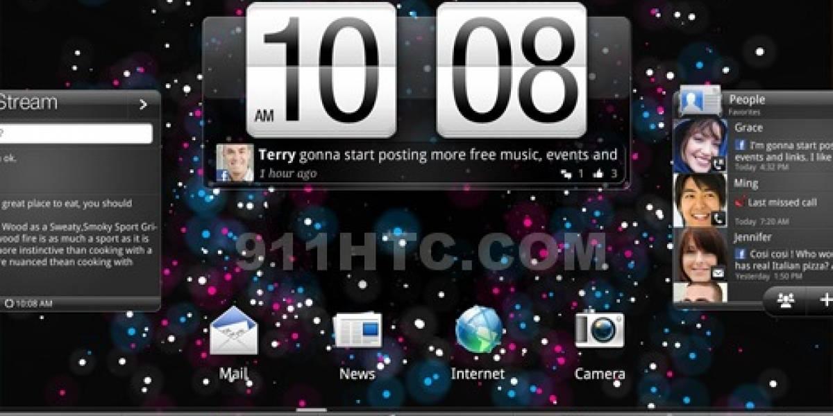 Se filtran datos del segundo tablet que estrenará HTC