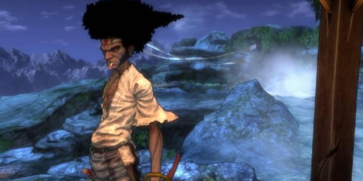 [NB Labs] Afro Samurai