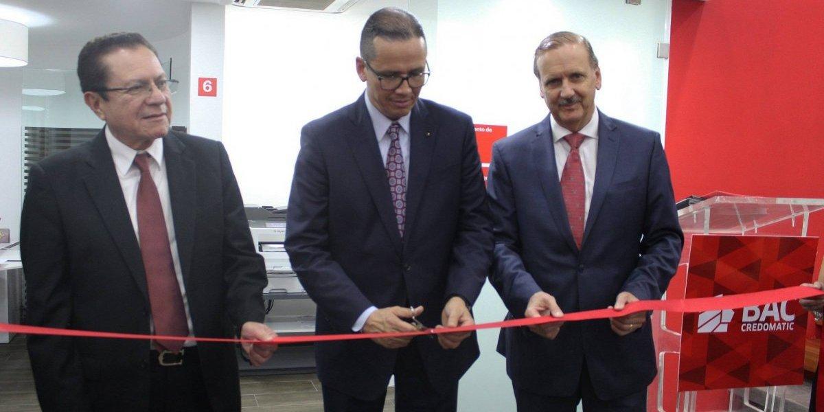 BAC Credomatic inaugura agencia en Paseo Cayalá con horario extendido