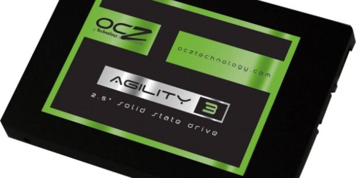 OCZ lanza sus modelos de SSD Agility 3 y Solid 3