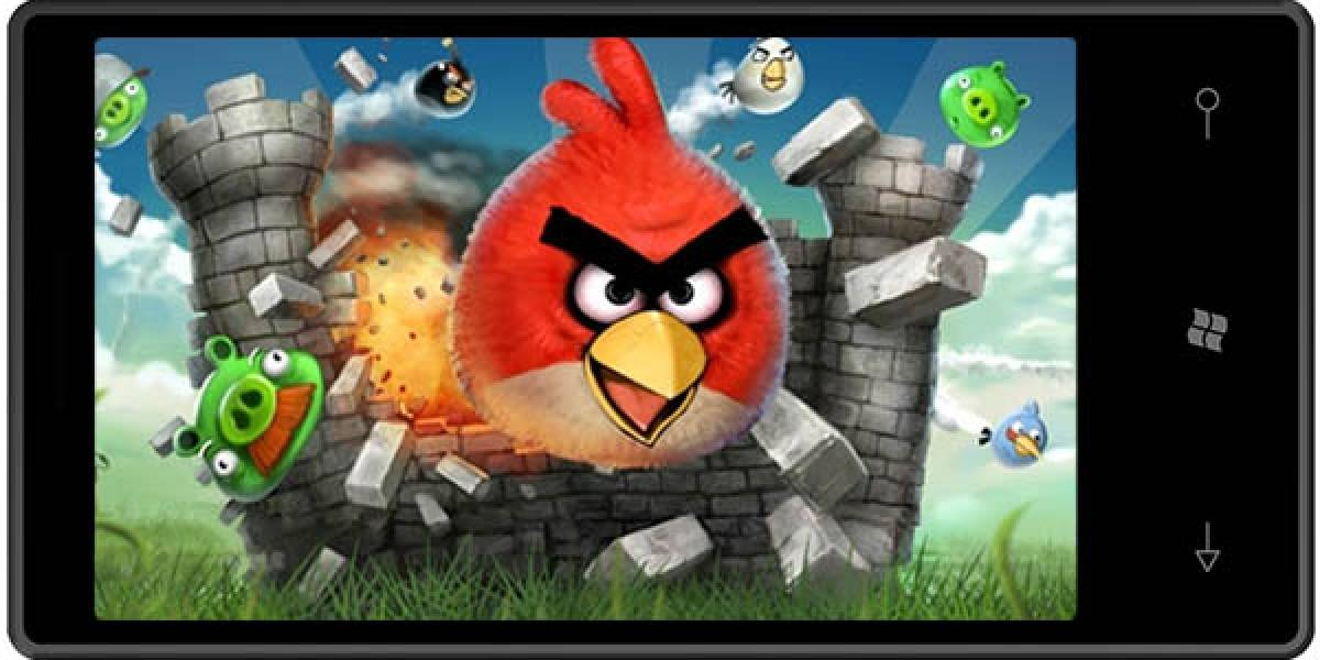 Futurología: Angry Birds tendrá versiones en 3D y para WP7