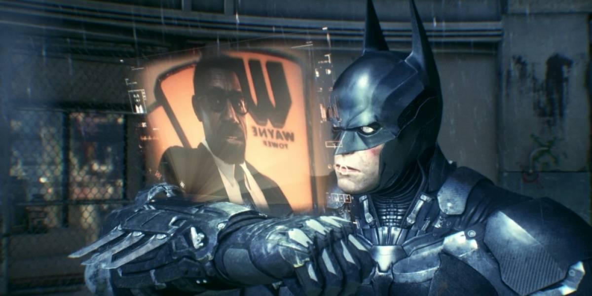 ¡Ahora si! Ya está disponible el parche para Batman: Arkham Knight en PC