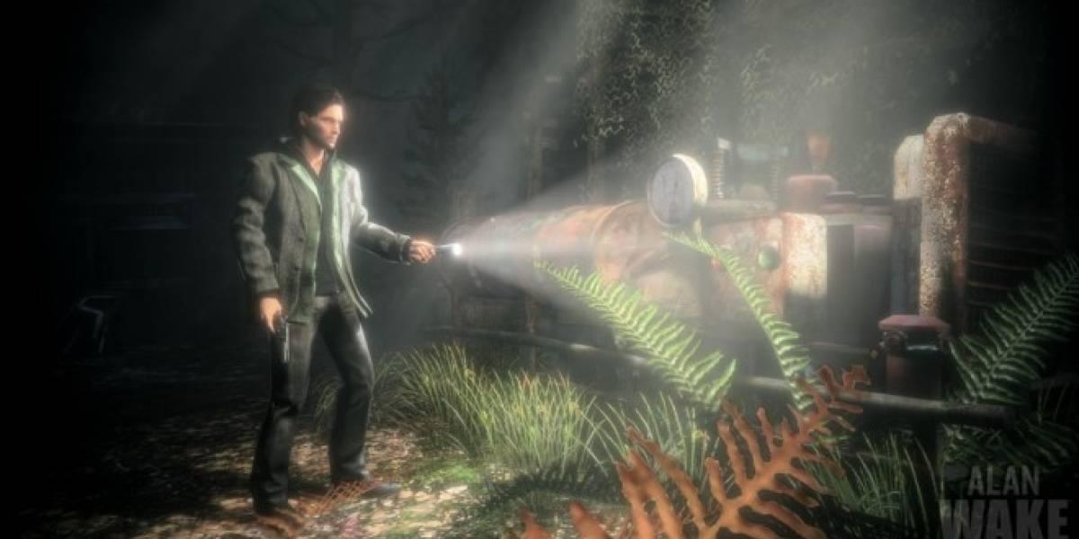 Alan Wake podría llegar a Xbox One