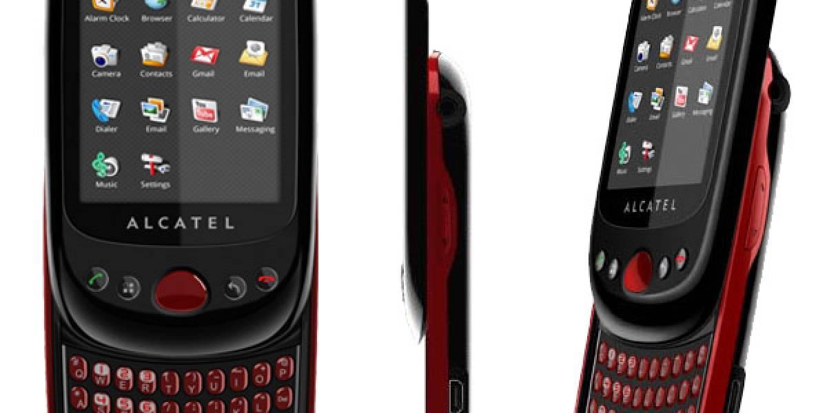 España: Llega Alcatel OT-980, el Android barato