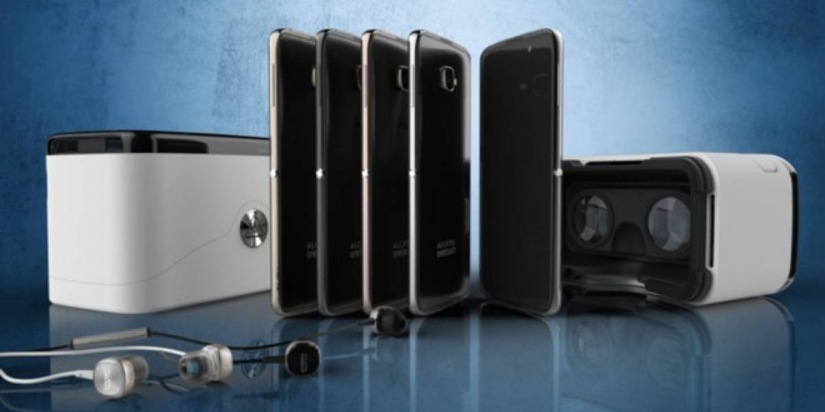 Alcatel OneTouch incluiría gafas de realidad virtual con el Idol 4S