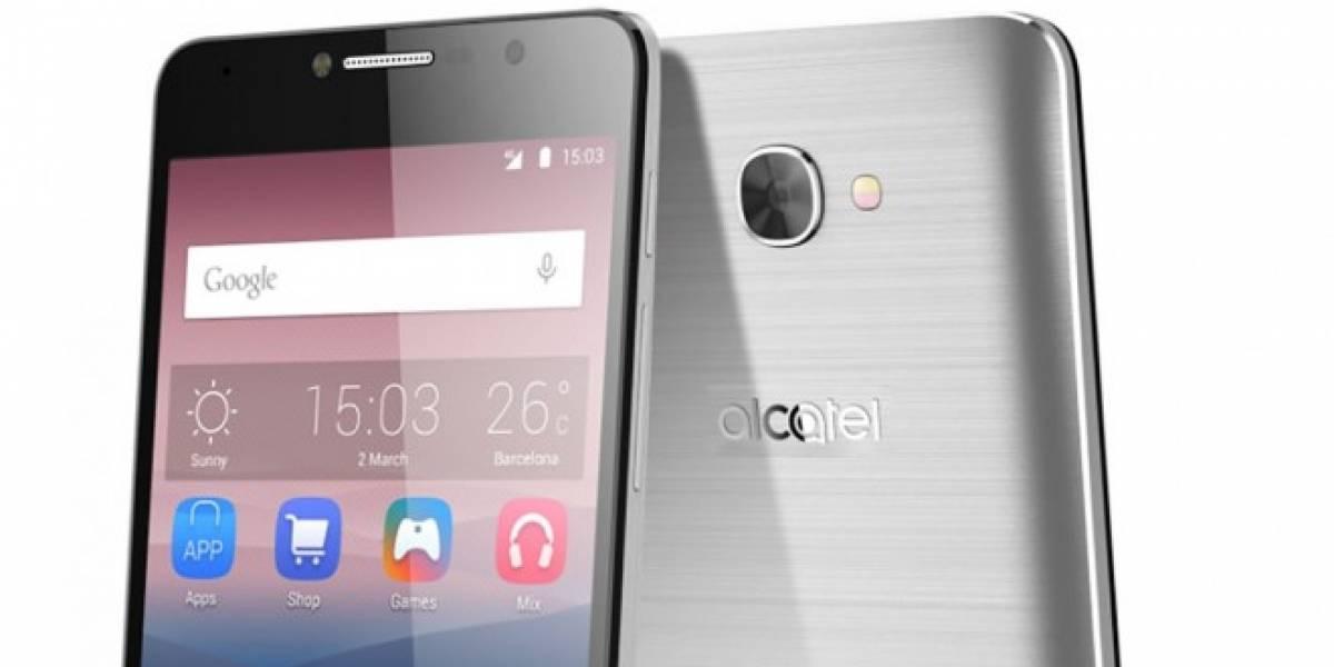 Alcatel lanza el POP 4+ en México