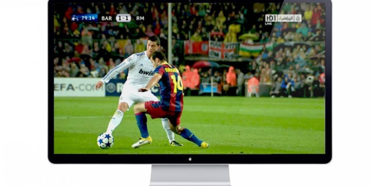 Rumor loco: Apple venderá televisores de alta definición