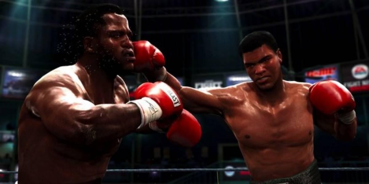 Tyson VS. Ali VS. Lewis VS. Foreman: Galería de fotos de Fight Night Round 4