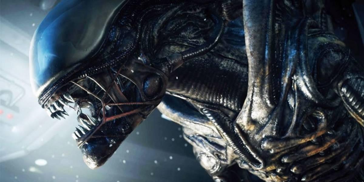 Este es el comercial extendido de Alien: Isolation